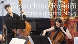 Gioacchino Rossini Sonata a Quattro No. 3
