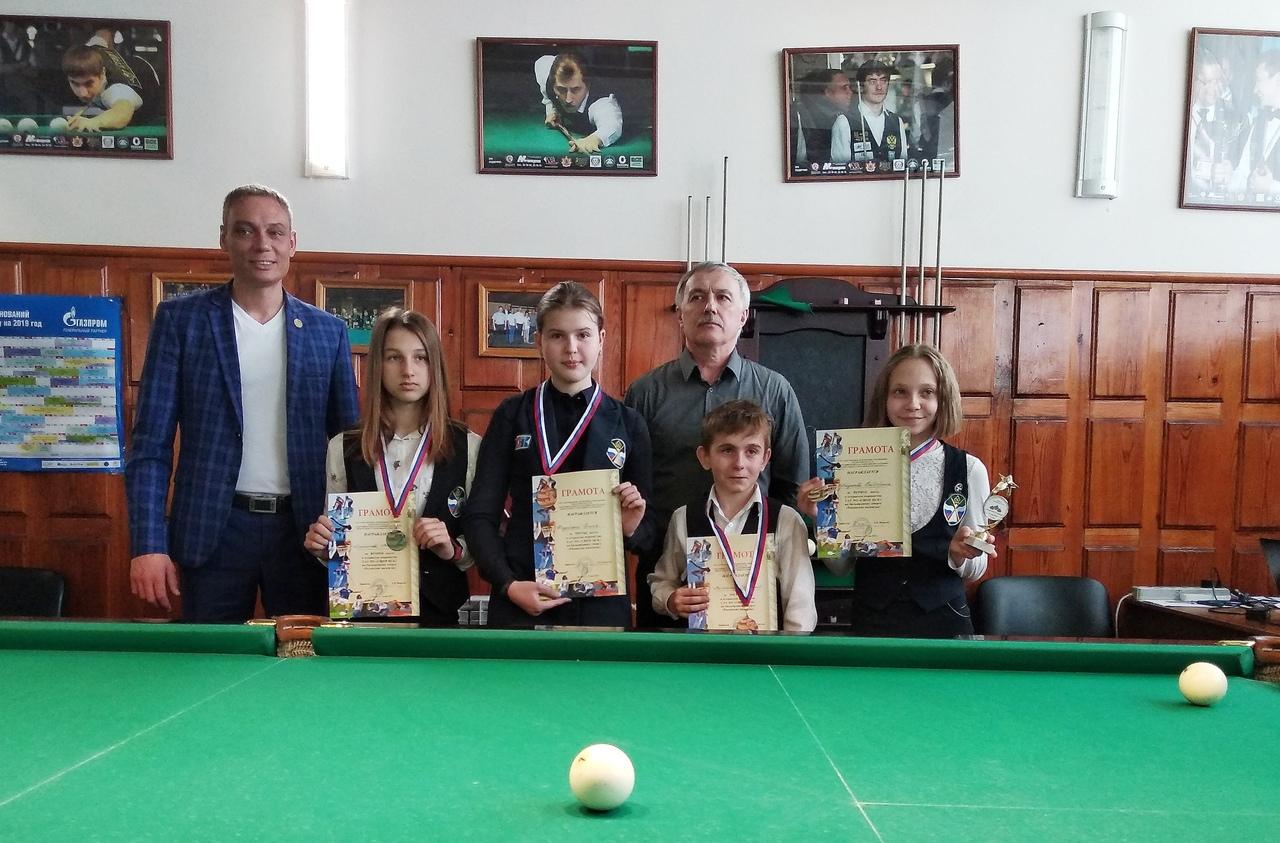 призёры рязанские надежды