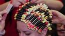 Завивка Glam от Dott Solari на IV Конгрессе экспертов по завивке волос