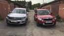 Skoda Yeti VS VW Tiguan с пробегом. Что выбрать?