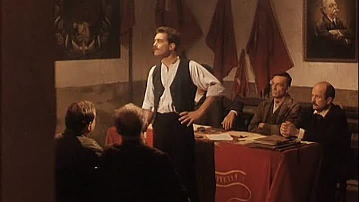 Ep.2 Его звали Бенито / Молодой Муссолини [Il giovane Mussolini] 1993 ozv