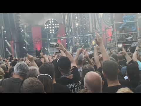 Rammstein Berlin 22 06 2019 links 2 3 4