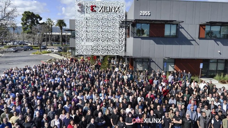 Your Future Empowered by Xilinx!