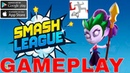 Smash League IOS-Android-Review-Gameplay-Walkthrough