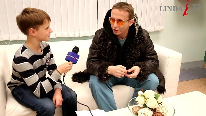 Корреспонденты Linda TV побывали на съёмках сериала Интерны. Интервью с Охлобыстиным и Глинниковым