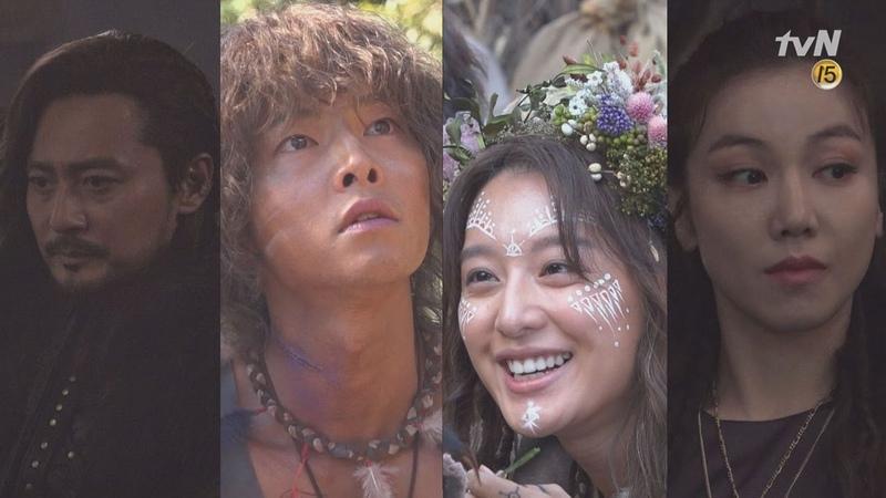 [스페셜 예고] 아스달 연대기-세상 모든 전설의 시작 526 (일) 밤 9시 tvN 방송 아스4