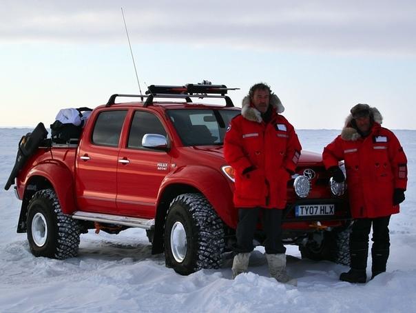 Очень редкие : Arctic Trucs Toyota Hilux Invincible AT38 '2007