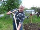 Одноштыковая скоростная чудо лопата Сделай сам Целина дерн огород