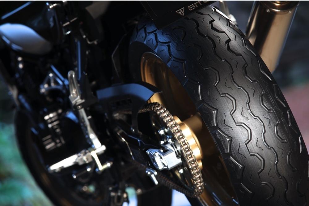 Моторезина Dunlop TT100 GP Radial