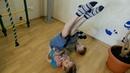 Дети и спорт Зарядка / children and sports / morning exercise / 儿童 / 晨练