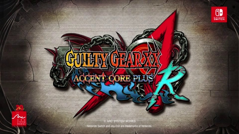 NS - Guilty Gear 20th Anniversary Pack (NS, PS4, PS1 - Guilty Gear NS, PSV, PS3, XB360 - Guilty Gear XX: Accent Core Plus R)