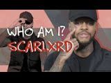 Meet Scarlxrd, the Man Behind the Mask - Who Am I? I Перевод