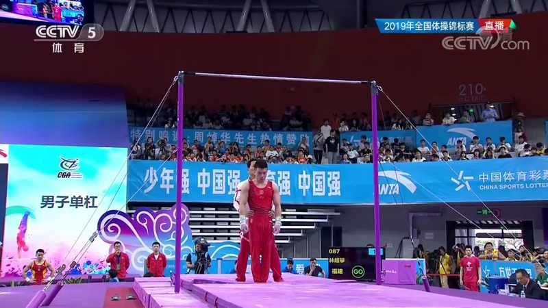 Lin Chaopan HB EF 2019 Chinese Nationals