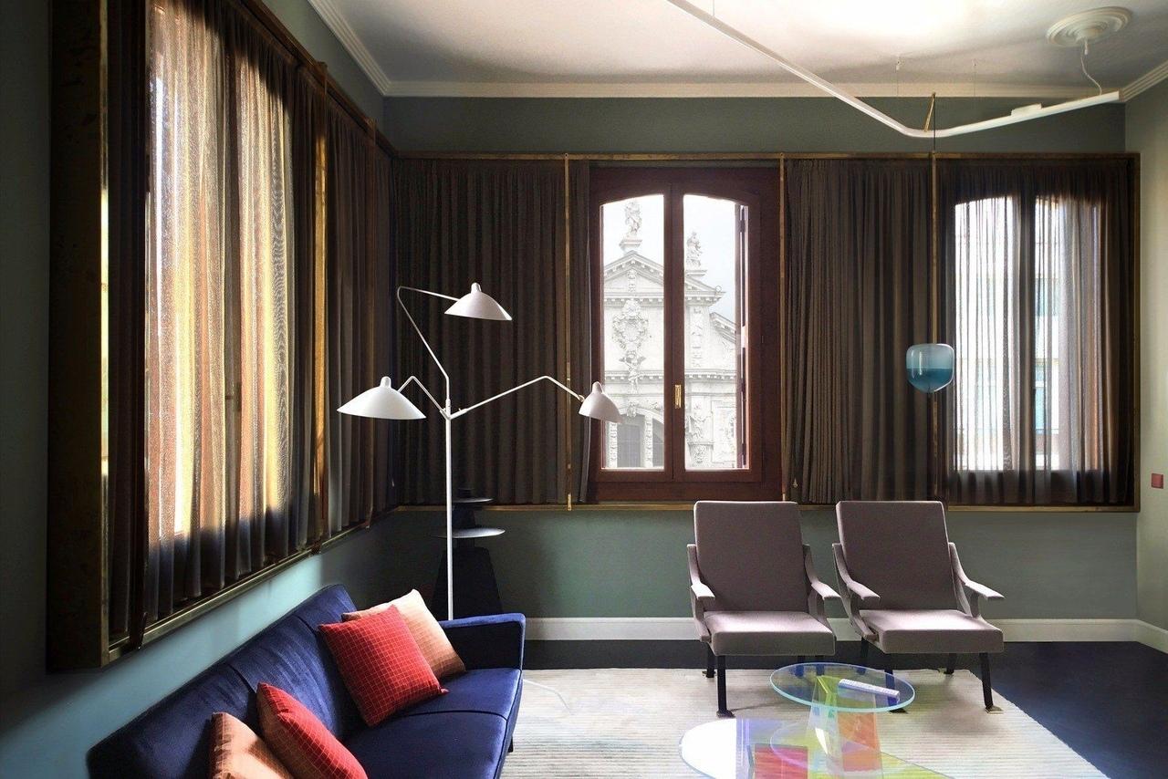 Marcante-Testa | UdA Architetti/Реконструкция дома в Венеции