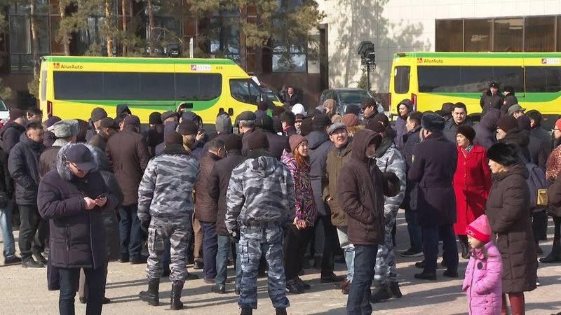 Нұрсұлтан атауына қарсы тұрғынды полиция ұстады