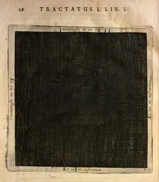 В 17 веке в Европе большой известностью пользовался член тайного общества розенкрейцеров, философ, маг и алхимик Роберт Фладд. Как у всякого порядочного мыслителя, у него была своя теория