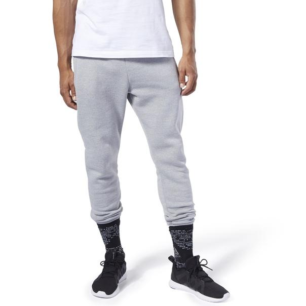 Спортивные брюки Training Essentials Marble Melange image 1