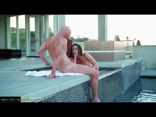Kendra Lust & Johnny Sins [ Massage &  Big boobs &  Premium / Pool, Riding dick, In oil, Cumshot in mouth, Intimate haircut
