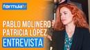 Pablo Molinero y Patricia López La peste Las tramas no solo van alrededor del thriller