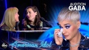 Gaba Sings With Egg Donor Mom In MIRACLE Audition - American Idol 2019 on ABC