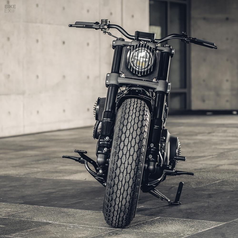 Rough Crafts: кастом Harley-Davidson Fat Bob