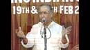 Trailer of Prof. Trichy Sankaran's Lec- Dem on Rhythm