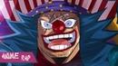 Rival Lil - Аниме реп про Багги (Красноносый)   Ван Пис   Buggy Rap - One Piece AMV