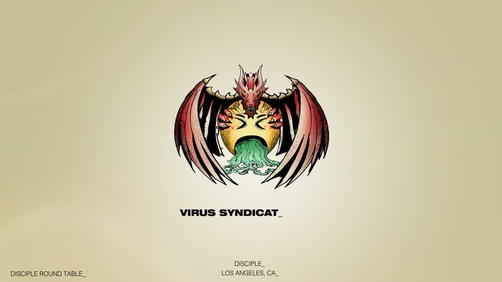 """𝕯𝖎𝖘𝖈𝖎𝖕𝖑𝖊 𝕽𝖔𝖚𝖓𝖉 𝕿𝖆𝖇𝖑𝖊 ♛♜♞ on Instagram: """"🚨 FULL EP TRAILER 🚨  Virus Syndicate - Gang Shit EP OUT 4.29 [Presave in bio]"""""""