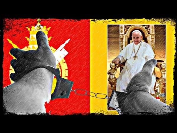 Wie der Vatikan die Weltherrschaft an sich reißt und die Menschheit versklavt
