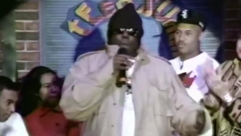 Biggie Smalls Teen Summit Freestyle 1992 1993