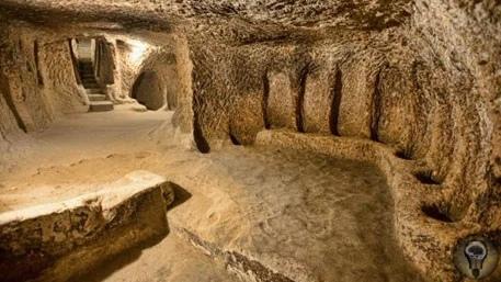 В Турции нашли огромный и древний подземный город На территории современной Турции есть одна интересная провинция Каппадокия. Место это очень непростое с каждым годом здесь находят все больше и