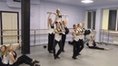 15 06 19 Tver Youth Ballet Академия СК Балета JAZZ репетиция
