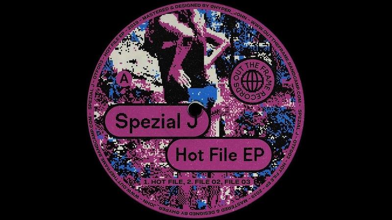 Spezial J File 01 Hot File Hot File EP OTF RECS