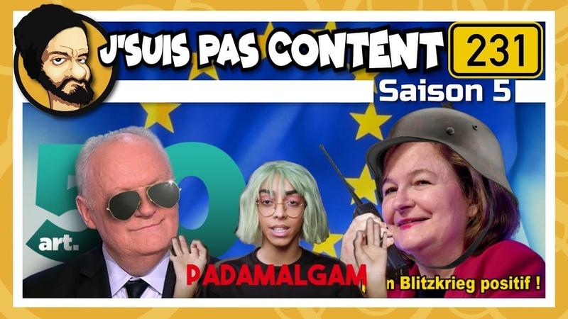 JSUIS PAS CONTENT ! 231 Elections Européennes, Asselineau buggé Loiseau Hassani !