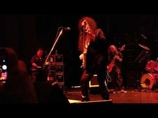 Yngwie J. Malmsteen Fresno, CA 5/7/2019 Blackstar/I See The Light Tonight Encore