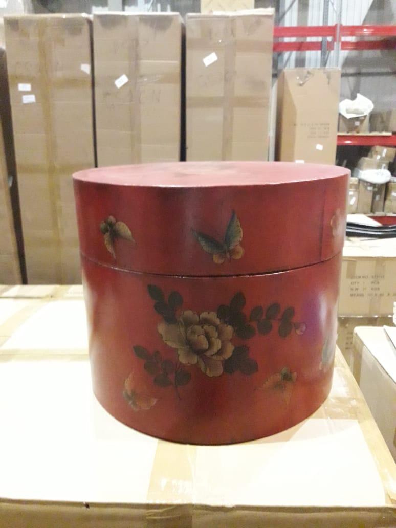 Декоративная коробка Gudong