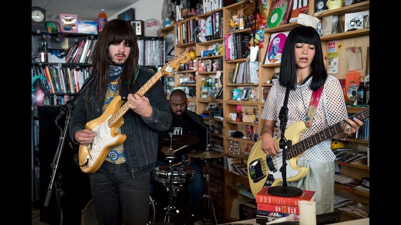 Khruangbin NPR Music Tiny Desk Concert