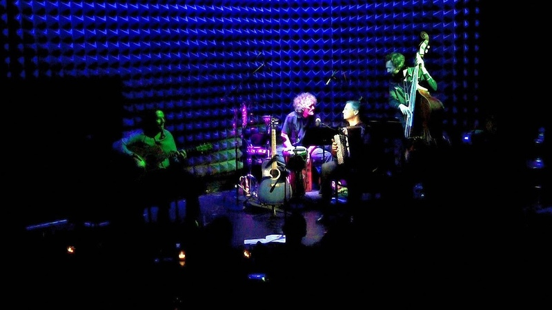 Fedor Chistyakov - My slow train is coming@ Joes Pub (NYC) 12 april 2019