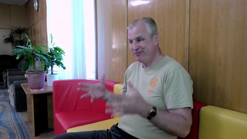 Интервью Андрея Иванова на образовательном форуме НАШЕ ПРОСТРАНСТВО о проблемах системы образования