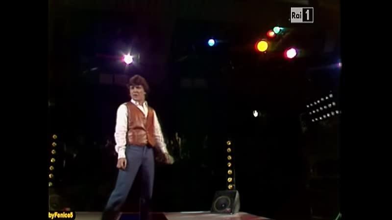 Pupo - Lo devo solo a te (Discoring 1982)