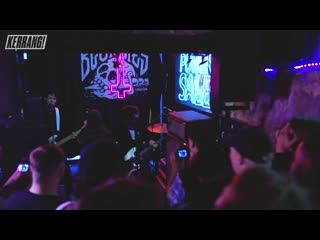 Pagan live in the k! pit (tiny dive bar show) [full hd 1080p]