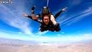 Jump With Parachute On My Birthday