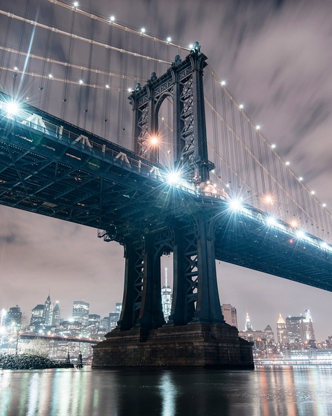 Манхэттенский мост (Нью-Йорк)
