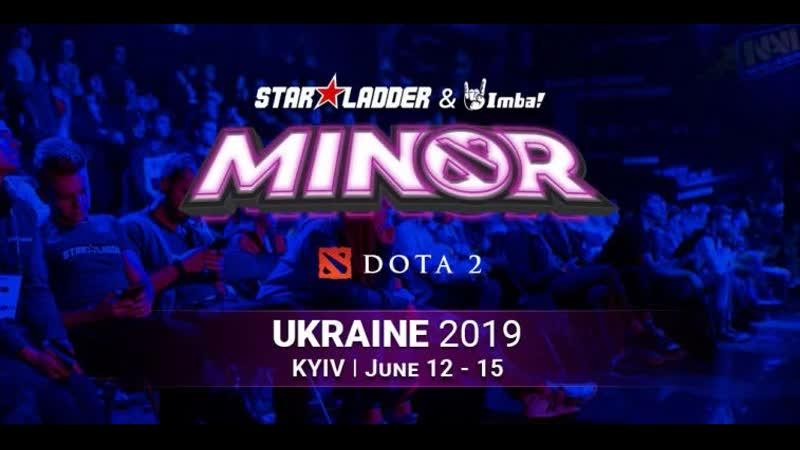 Alliance vs NIP, Sirius vs anvorgza, StarLadder ImbaTV Dota 2 Minor Season 2, Playoff