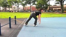 Gettin Ripped Shredded with Calisthenics Resistance Band Training Part 2 TRAILER