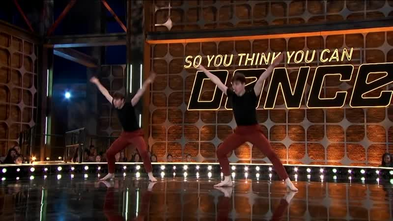 Colton and Trent Edwards Perform To Ten Miles High Auditions