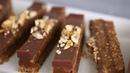Dark Chocolate Walnut Date Bars- Healthy Appetite with Shira Bocar