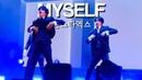 MONSTA X (몬스타엑스) MINHYUK HYUNGWON KIHYUN 'MYSELF' COVER We Are Here Tour 2019 in Sydney 190605