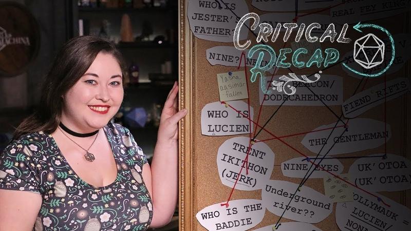 Critical Recap -- Episode 59: Perspective