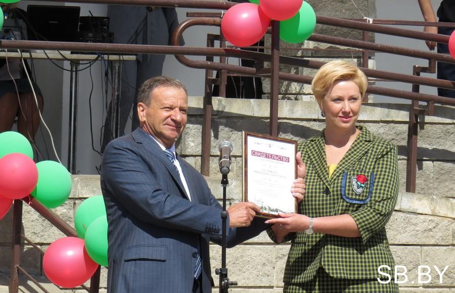 Витебской средней школе №46 торжественно присвоили имя легендарного полководца Ивана Баграмяна